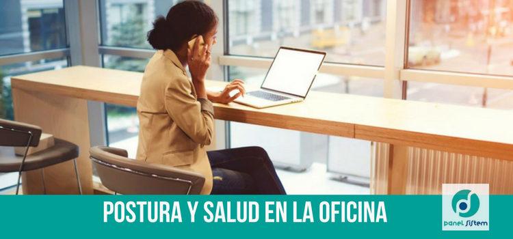 Postura y salud en la oficina