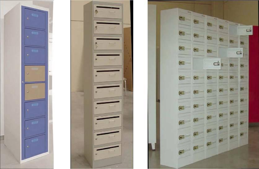 Muebles para objetos personales