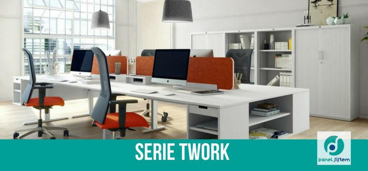 Nueva serie Twork